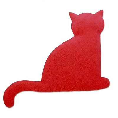 Red Minina Cat Heatable Unscented Tummy & Body Warmer Pillow In Presentation Box