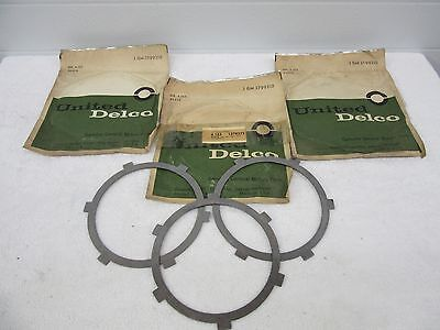 NOS 1962-1973 GM Transmission Reverse Clutch Reaction Plates 1379373   dp