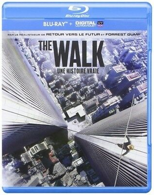 The walk (Une histoire vraie) BLU-RAY NEUF SOUS BLISTER