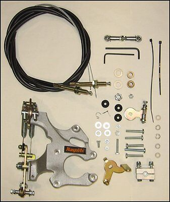 Weber DCOE Carb Fully adjustable twin cable throttle linkage kit     LP4245