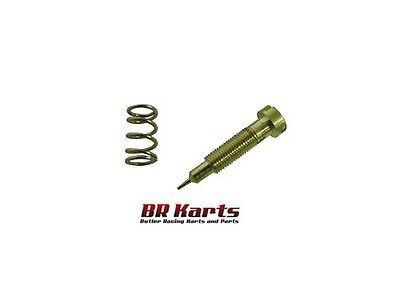 CLONE CARB BUTTERFLY screw, Honda GX160, GX200, Go Kart