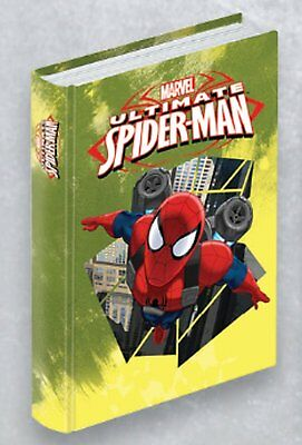 Diario Standard 10M Verde Superpower Spiderman - SEVEN - 8011410207066