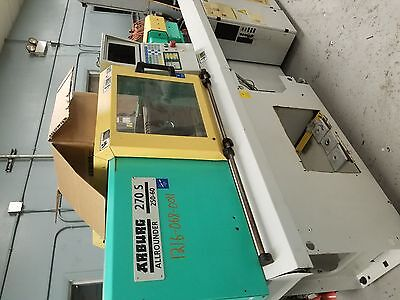 Arburg Injection Molding Machine 270S 250-80