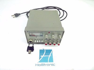 HP Triple Output Power Supply 6235A Adjustable Voltage