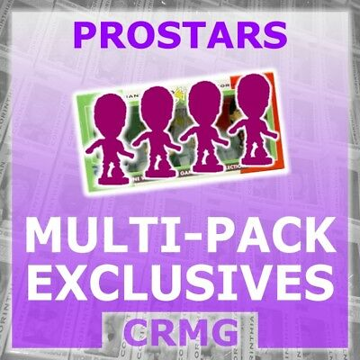 CRMG Corinthian ProStars MULTI-PACK SPECIALS (choose from list)