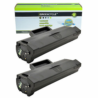 2PK MLT-D111S Toner Cartridge For Samsung MLT-D111S Xpress M2020W & M2070 D111S