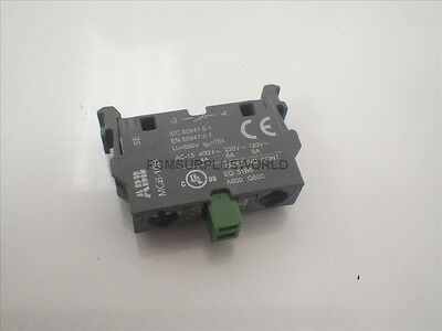 MCB-10B MCB10B ABB contact block (New no Box)