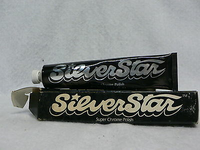 Silver Star - Super Chrome Polish for Motorcycles - New - Unopened