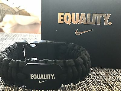New Nike Equality Corded Bracelet
