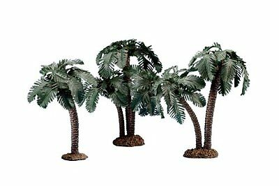 Fontanini by Roman Palm Trees Nativity Figurine, Set of 3, 5-Inch Each