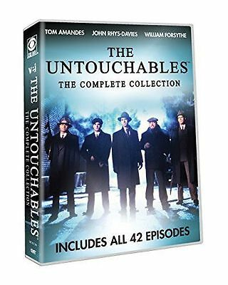 The Untouchables: The Complete Collection (DVD, 2017, 7-Disc Set) FREE SHIPPING