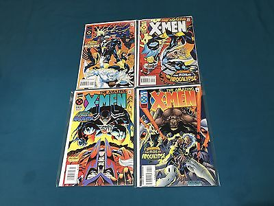Marvel Comics Age Of Apocalypse The Amazing X-Men Set 1-4