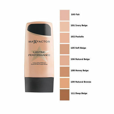Max Factor Lasting Performance Foundation 35ml - Various Shades