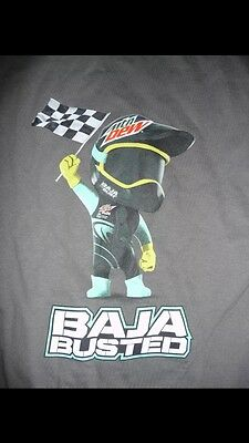 Rare Baja or Bust Limited Edition T-Shirt Only 1000 exist. Extemely Rare!!!