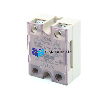 Omron G3NB-220B-1 Solid State Relay 5-24VDC New