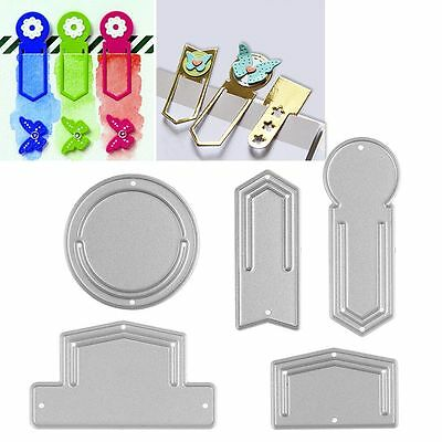 Gift Metal Dies Cutting Stencils Embossing for DIY Scrapbooking Card Decor Craft