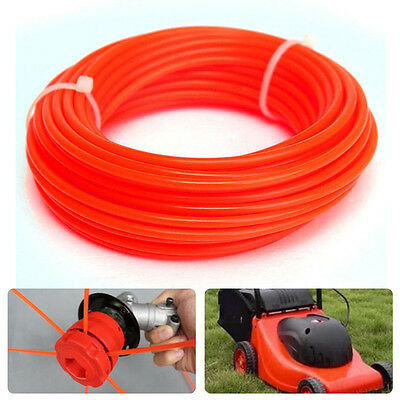 10mx2.4mm Strimmer Line Spool Nylon Cord Wire String Grass Cutter Trimmer Part