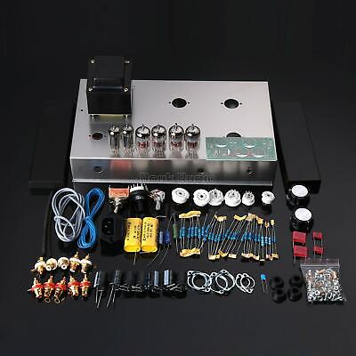 12AX7 12AU7 Vacuum Tube Preamp Pre-Amplifier DIY Kit Shigeru Wada Japan Circuit
