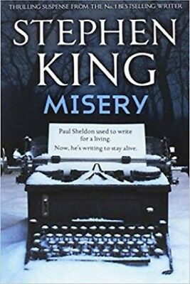 Misery by Stephen King [Paperback]