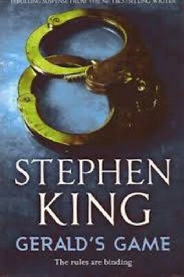 Gerald's Game by Stephen King [Paperback]