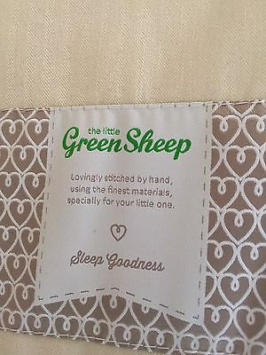 Little Green Sheep Moses/carrycot Mattress Unused Fits Uppababy Cruz Carrycot