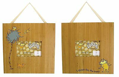 Trend Lab Dr. Seuss The Lorax Frame Set, Natural