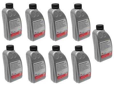 BMW 9 Liter ATF Auto Transmission Fluid for GA6HP19Z Trany Febi NEW