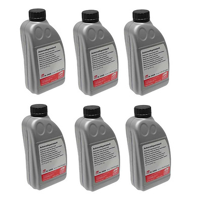 BMW 6 Liter Auto Transmission Fluid Febi for GA6HP19Z trany NEW