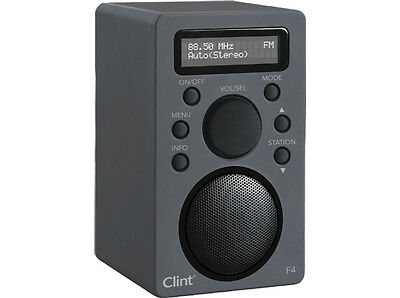 clint f4 digitalradio bluetooth dab dab fm ukw empf nger. Black Bedroom Furniture Sets. Home Design Ideas