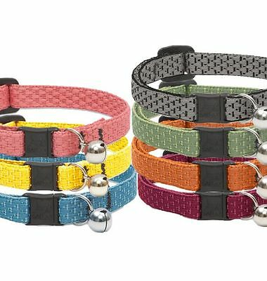 Lupine Eco Cat/Kitten Collars With Bell - GUARANTEED FOR LIFE