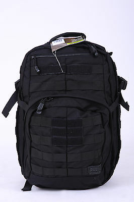 5.11 Tactical Rush 12 backpack  backpack - Black - New with Tags