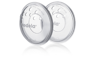 Medela - SoftShells for Sore Nipples From Breastfeeding Moms, #80210. NEW!!