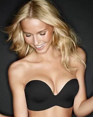 wonderbra perfect strapless unique support magic hand bra. Black Bedroom Furniture Sets. Home Design Ideas