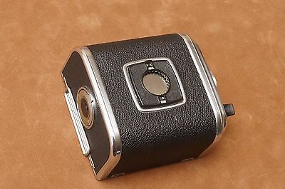 Hasselblad A12 Chrome Film Back  nice 100% functional 6x6 120 roll film holder