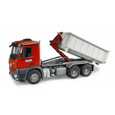 Bruder MB Arocs Truck with Roll-Off-Container (03622) Toy