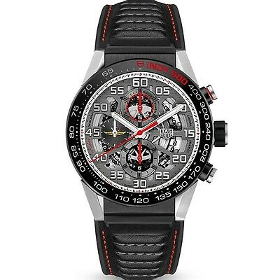 Tag Heuer Mens Tag Heuer Carrera Indy 500 Chronograph, 45Mm
