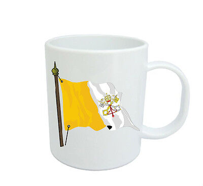 Vatican City  Flag  Coffee Mug Free Personalisation Holy See