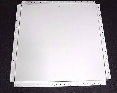 """New 24"""" x 24"""" Access Door w Drywall Flange, Flush Mount, Uninsulated 2VE74 (M)"""