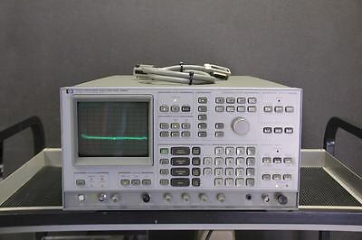 HP 3585A Spectrum Analyzer 20Hz-40MHz with Cable (5166)