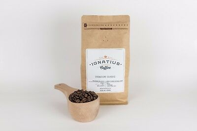 Ignatius Coffee beans - Signature Classic blend - strong, smooth, exotic (1kg)