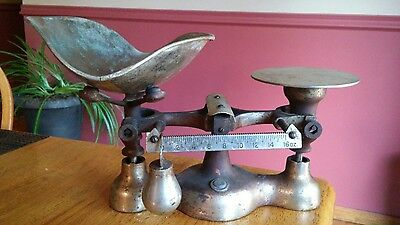 Vintage/Antique Enterprise Jacobs Bros. No.4  CAST IRON CANDY OR GRAIN SCALE