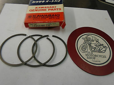 Kawasaki Kz400  Piston Rings 13024-056    1.00 O/s (4Th)