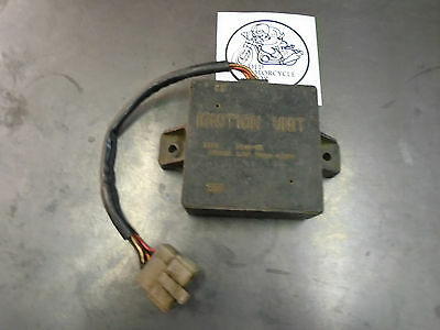 Yamaha 1983 XS650 Special Ignition unit CDI ECU TID12-01 3GI