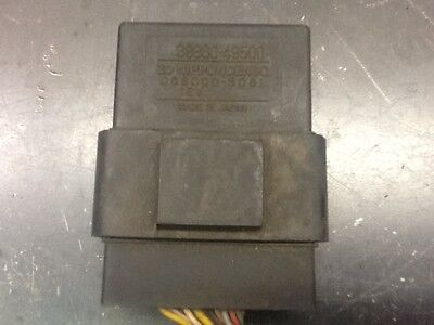 Suzuki GS1100/1150 82-86 Lamp Outage Warning Relay w/Rubber Mount - 38860-49500