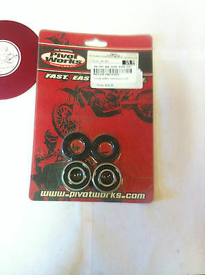 Yamaha 1986-1991 YZ125/250 WR250/500Z Front  Wheel Kit PWFWK-Y03-021 NEW