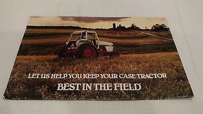 1983 Case Tractor Sales Brochure