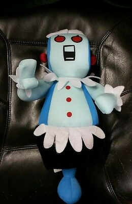 """The Jetsons Rosie The Robot Plush 13"""" Tall Toy Factory"""