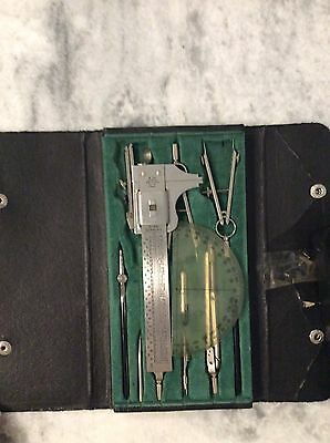 Vintage Drafting Drawing Tools Ludell Germany
