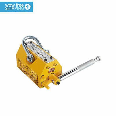 300kg 660Lb Steel Magnetic Lifter Lifting Magnet Heavy Duty 600  Eternal Strong