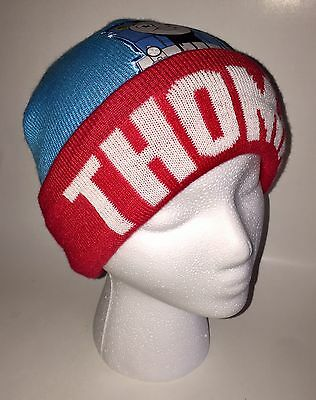Thomas & Friends Knit Beanie Hat For Kids (One Size Fits Most Kids)
